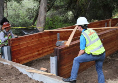 Design-Build Agua Hedionda Pedestrian Bridges – Vista, CA