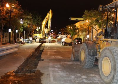 Design-Build F Street Water Main Emergency – San Diego, CA