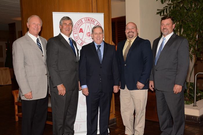 Orion Recognized by Association of General Contractors for Safety