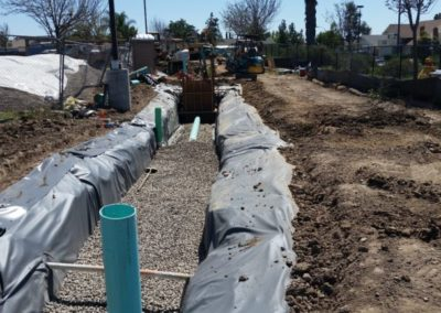 Design-Build Storm Water BMP Retrofit – San Diego, CA