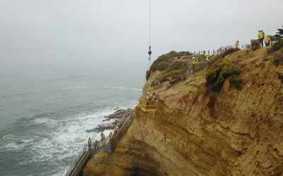 Orion Completes Sunset Cliffs Emergency Repair