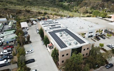 Orion Reduces Carbon Footprint Through Solar